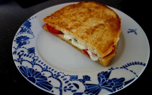 Tomate-Mozzarella-Panini