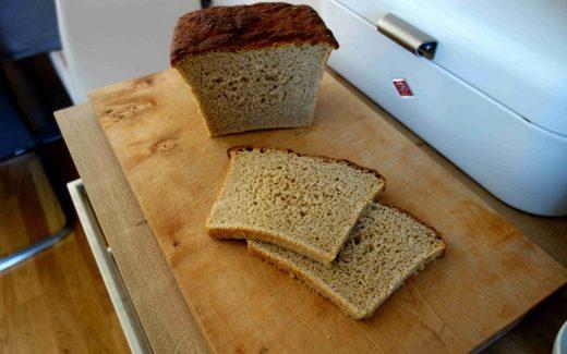 Kamuttoast, Kamut Sandwich Bread