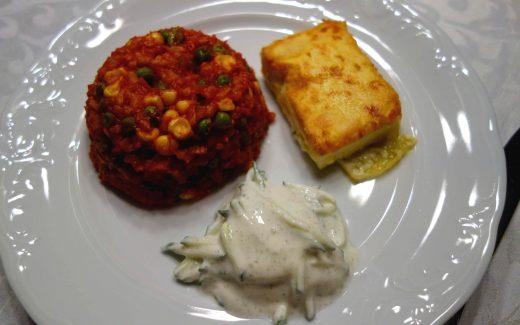 griechisch vegetarisch