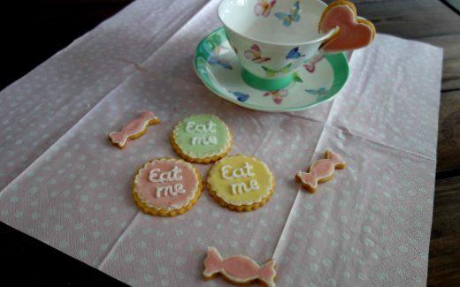 Kekse mit Royal Icing