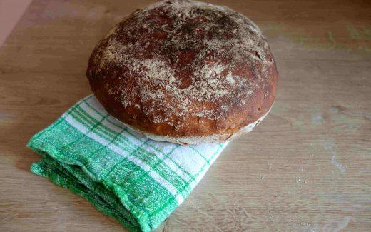 köstliches Dinkel-Emmer-Brot