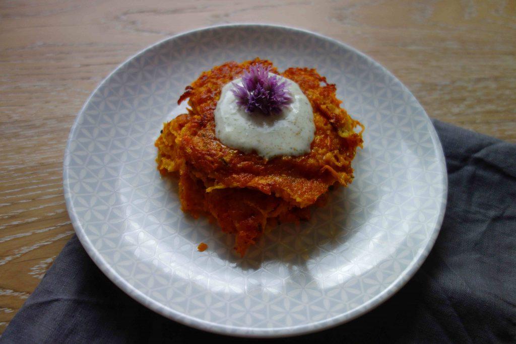 Karottenrösti