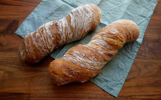 Ein besonderes Wurzelbrot aus der Schweiz, Root Breads