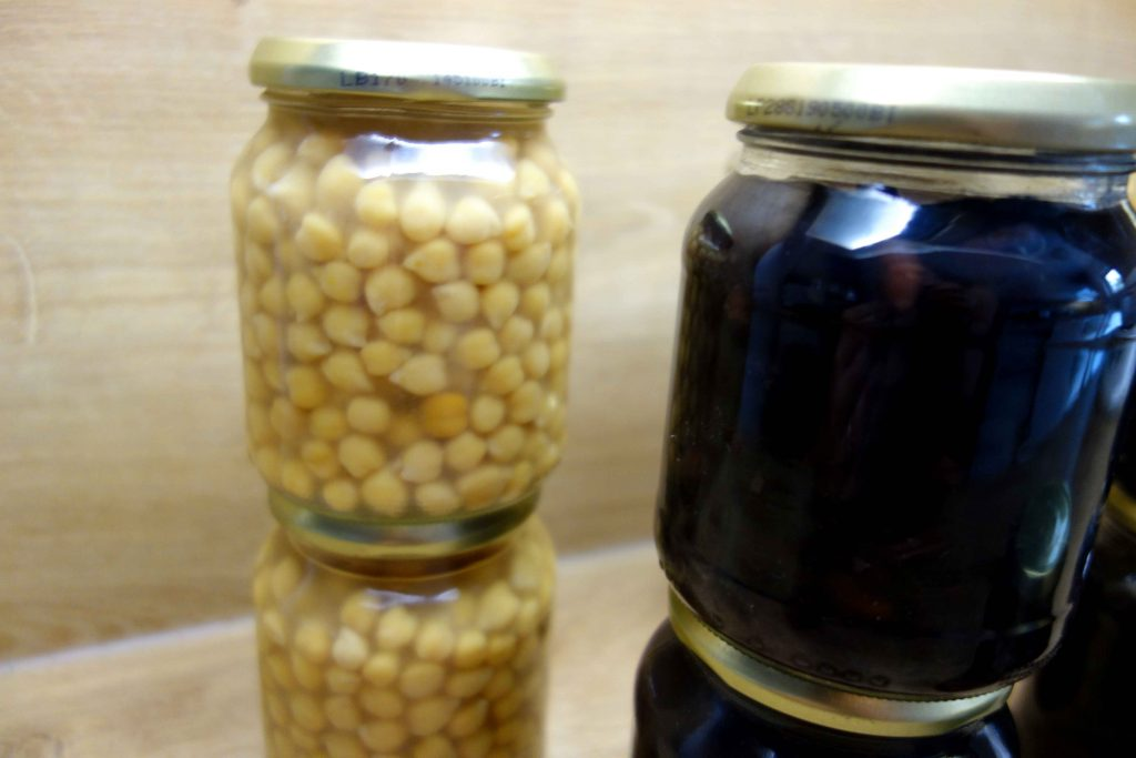 How To Can Legumes