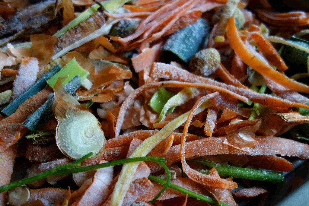 Gemüsebrühe für mehr Nachhaltigkeit in der Küche