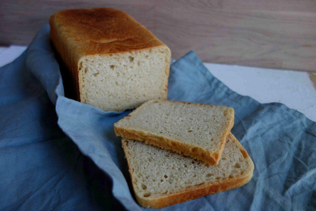 Homemade Spelt Toast